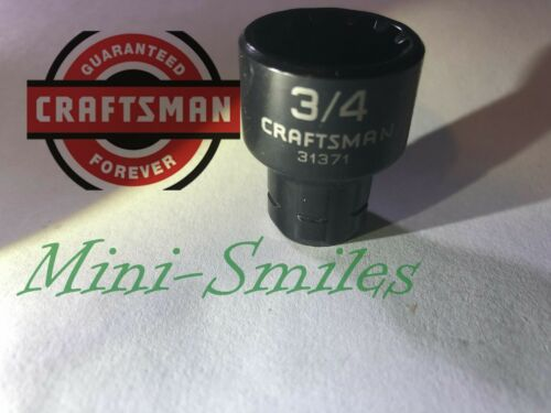 3//8-Inch Drive,Any Size Craftsman  Universal Max Axess Socket