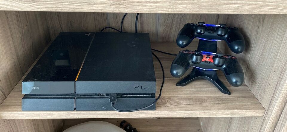 Playstation 4, Original, Perfekt