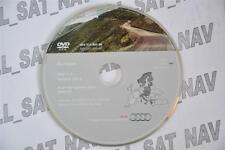 Audi RNS-E Navigation Plus DVD 2013 Central West Europe A3 A4 A6 Sat Nav DVD1 BK