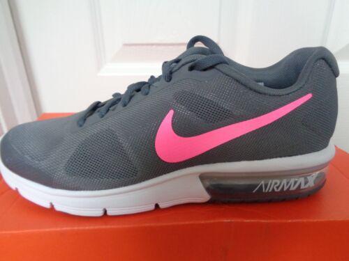 Us 40 5 Eu deportivas en 8 Wmns Uk 719916 6 Max Zapatillas Air Sequent Nuevo Nike caja xOq1Pc