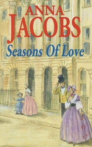 Seasons of Love by Jacobs, Anna Hardback Book The Fast Free Shipping
