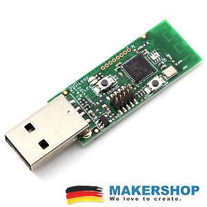 CC2531 USB Sniffer Stick Protocol Antenne Zigbee iobroker FHEM Openhab Analyzer
