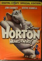 Dr.seuss' Horton Hears A Who (2008) Two-disc Digital Copy Special Edition Set