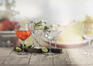 Gingläser Aktionsverpackung 6er-Set Spiegelau BBQ /& Drinks Gin /& Tonic