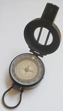 BRITISH ARMY M88 FRANCIS BARKER COMPASS - USED - FAULTY - ZE2601
