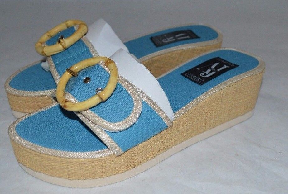 Gentlemen/Ladies AJ VALENCI Comfort Sandals Size 6M of economic Win the praise of 6M customers TRUE 64d6e4