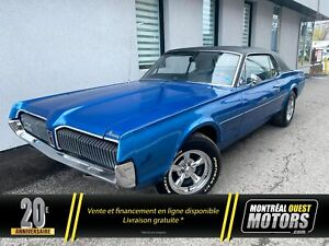 1967 Mercury Cougar V8 / AUTOMATIC / ALL MATCHING NUMBERS