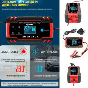 Car-Battery-Charger-12V-24V-Auto-Motorcycle-Smart-Intelligent-Pulse-Repair-150AH