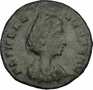 Helena-039-Saint-039-Constantine-the-Great-Mother-Ancient-Coin-Peace-Cult-i52811
