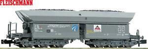 Fleischmann-N-852706-Selbstentladewagen-Faalns-le-Obb-Neuf-Emballage