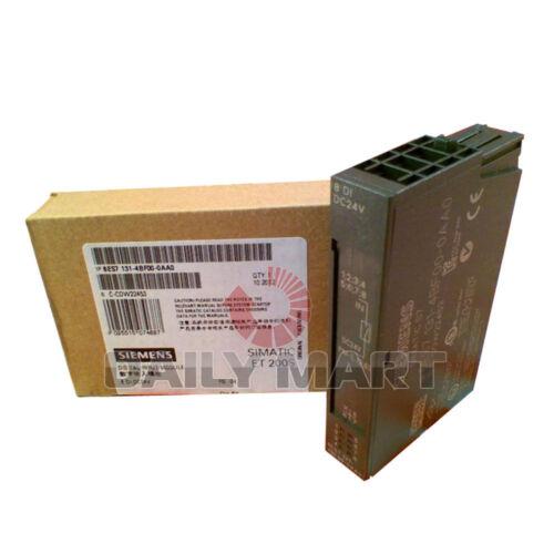 SIEMENS 6ES7131-4BF00-0AA0 DIGITAL ELECTRONIC MODULE 24VDC NEW