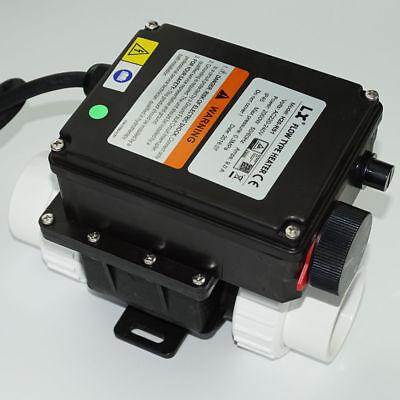 LX H30-RSI Thermostat Whirlpool Pool Heizung elektrisch Wärmetauscher 3KW incl