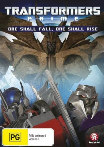 1 of 1 - Transformers - Prime - One Shall Fall, One Shall Rise : Vol 5 - Region 4