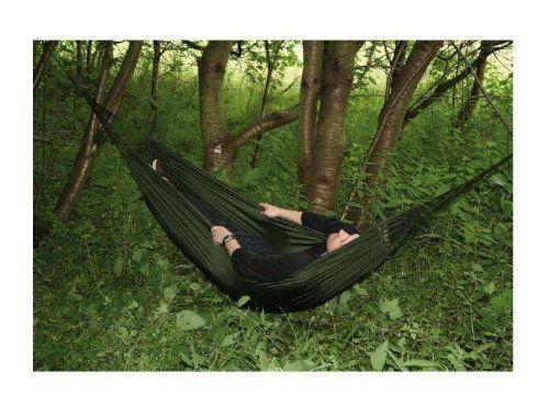Highlander pro force trekker léger travel hammock-vert olive