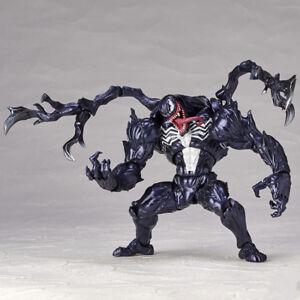 Marvel-Spider-Man-Venom-Revoltech-Series-PVC-Action-Figure-Toy