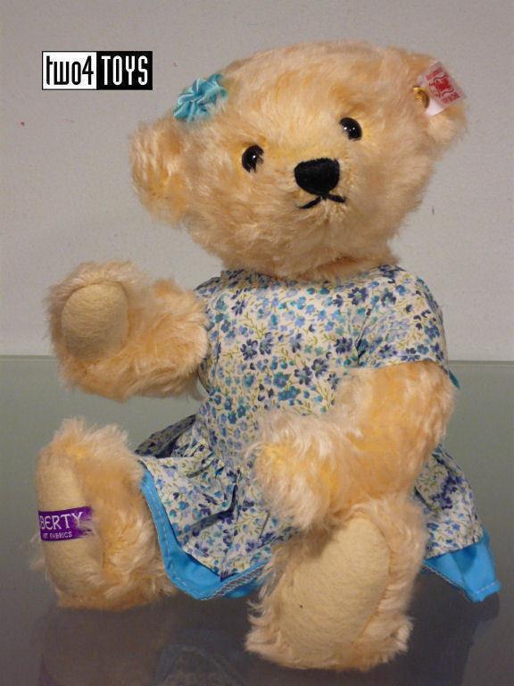 STEIFF ASIA Ltd LIBERTY TEDDY BEAR ISABEL 26cm  10in - EAN 677717 RETIrot
