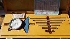 Fowler Dial Depth Gauge 52 125 006 931 4 Z3