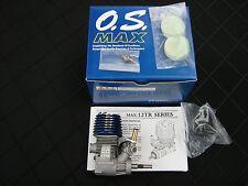 O.S. Engine MAX-12TR SERIES 12TR(P)10J NIB ON OR OFF ROAD