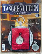 Die Taschenuhren Sammlung - Ausgabe 112 - Schweizer Comptoir-Uhr - Hachette