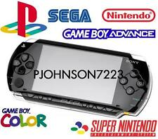 32GB PRO DUO Memory Stick Custom Firmware WORKS W. ALL SONY PSP - 24 EMULATORS