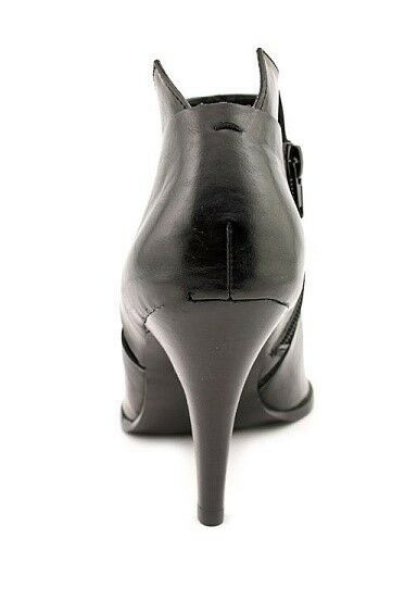 Carlos Santana Equinox ankle boot bootie schwarz sz 7 Med 3.75