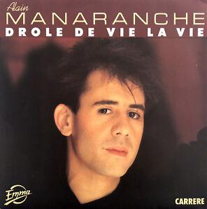 Alain-Manaranche-7-034-Drole-De-Vie-La-Vie-France-EX-EX