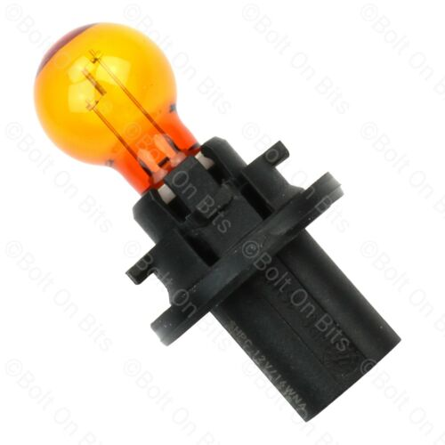 Wing Mirror Amber//Orange Side Indicator VW Crafter PCY16W Bulb light//lamp