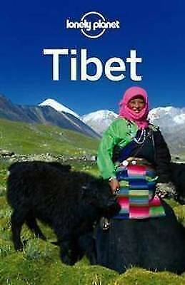 Lonely Planet Tibet (Country Guide)-ExLibrary