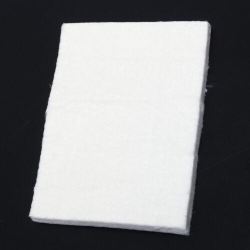 1Pc 25x35cm 3mm 6mm 10mm Super Light Silica Aerogel Sound Insulation Cotton