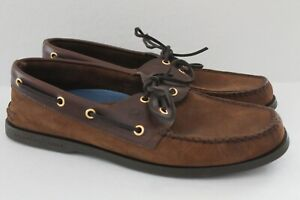 Men-039-s-Sperry-Top-Sider-Boat-Shoes-12W