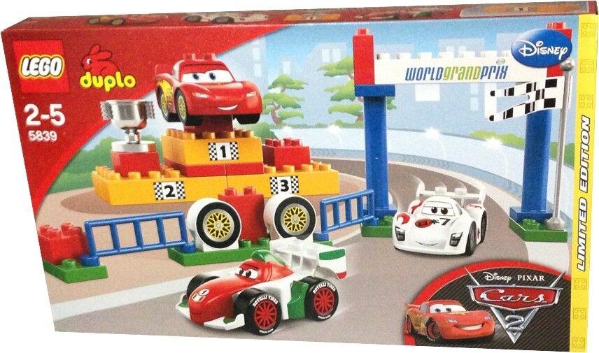 LEGO ® 5839 Duplo Cars 2 récompenses NEUF  neuf dans sa boîte