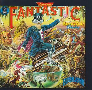 ELTON-JOHN-CAPTAIN-FANTASTIC-amp-THE-BROWN-DIRT-COWBOY-D-Remaster-CD-NEW