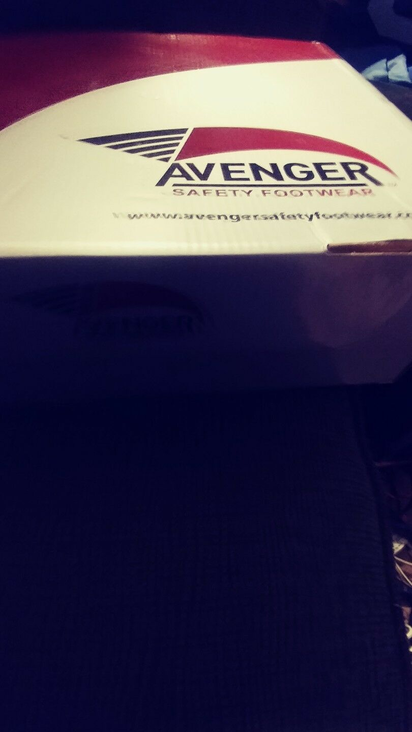 Avenger BRAND NEW IN BOX Uomo A7275 EH Waterproof Waterproof Waterproof Composite Toe avvio  81 2 W 531270