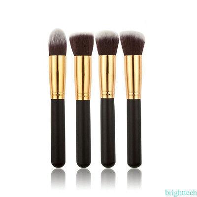 10pcs/Set Pro Makeup Cosmetic Brushes Powder Foundation Eyeshadow Lip Brush Tool
