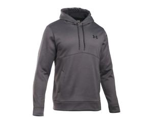 Grey Under Armour UA Men/'s Storm Fleece Hoodie New