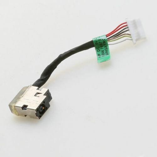 HP Pavilion 13-u100 x360 Laptop 808155-005 DC Power Jack Cable Charging Port