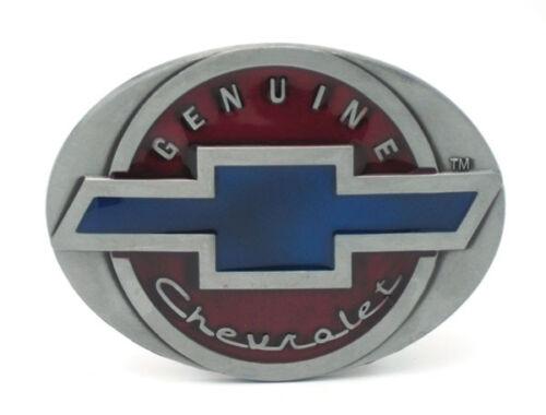 Genuine Chevrolet Logo Belt Buckle solid metal Chevy Classic Impala