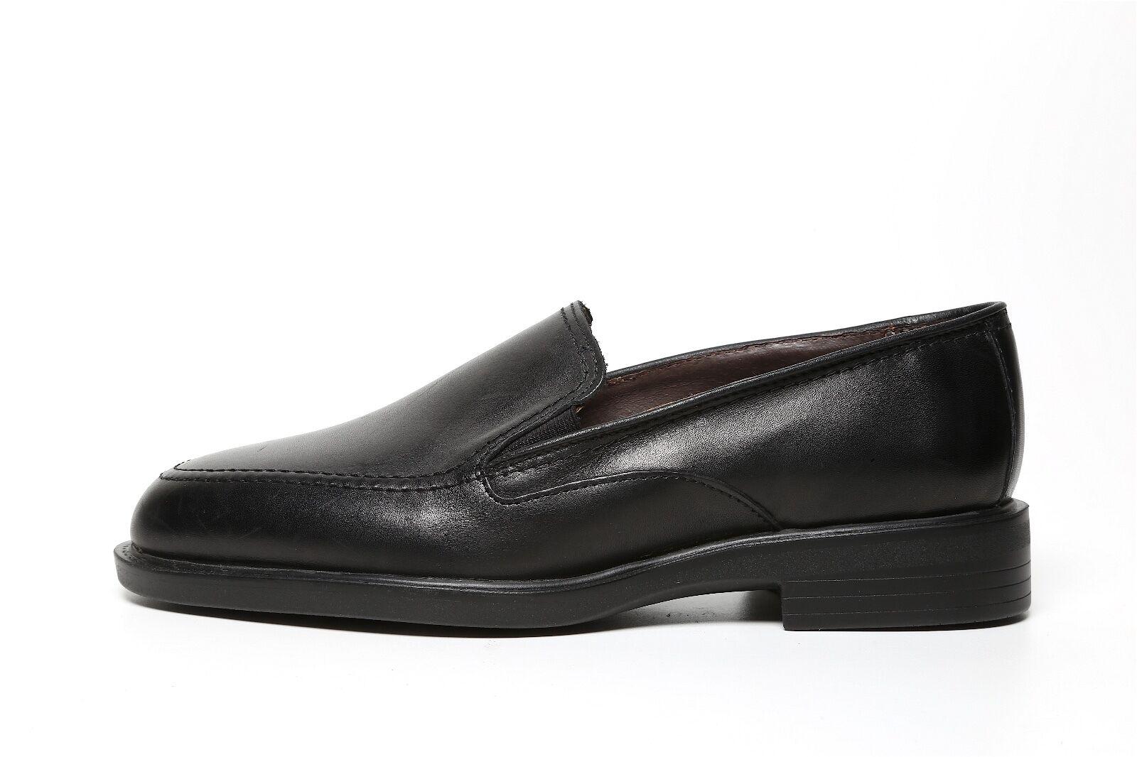 Allen Edmonds para Hombre de Cuero Negro Cojín Talón Almohadilla Resbalón en Zapatos 6280 E