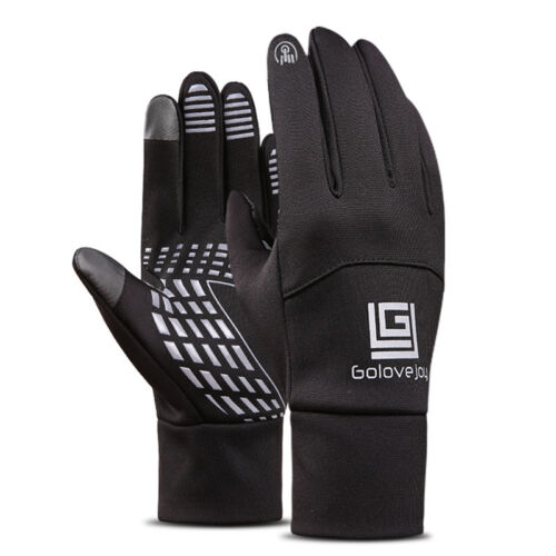 Screen Windproof Waterproof Outdoor Sport Unisex Winter Warm Gloves FA