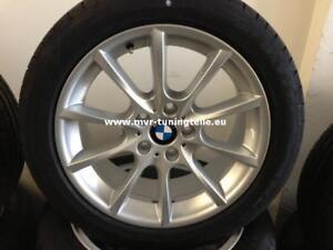 Original-BMW-5er-F10-6er-Alufelge-Alufelgen-V-Speiche-281-18-Zoll-8x18-ET30-gebr