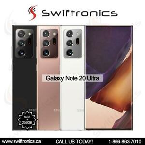 Samsung Galaxy Note20 (SM-N980F/DS)/ Samsung Galaxy Note20 Ultra 256GB 8GB RAM (SM-N985F/DS) City of Toronto Toronto (GTA) Preview