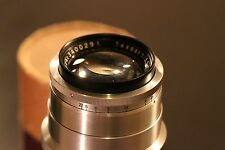 Medium format film camera lens Carl Zeiss 1:3.5, F=165cm, for Primarflex II,