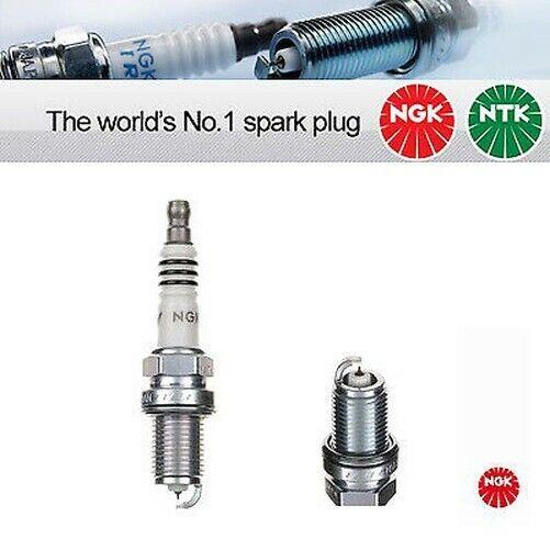 4x NGK Iridium IX Spark Plug BKR6EIX (6418)