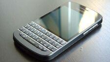 BlackBerry Q10 - 16GB - Black (Unlocked)+ MINT CONDITION + ON SALE !!!