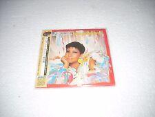 ARETHA FRANKLIN - THROUGHT THE STORM - JAPAN CD MINI LP