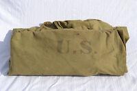 U.S. ARMY WWII or WWI FIELD TENT SHELTER HALF  US WW2 WW1 AMERICAN