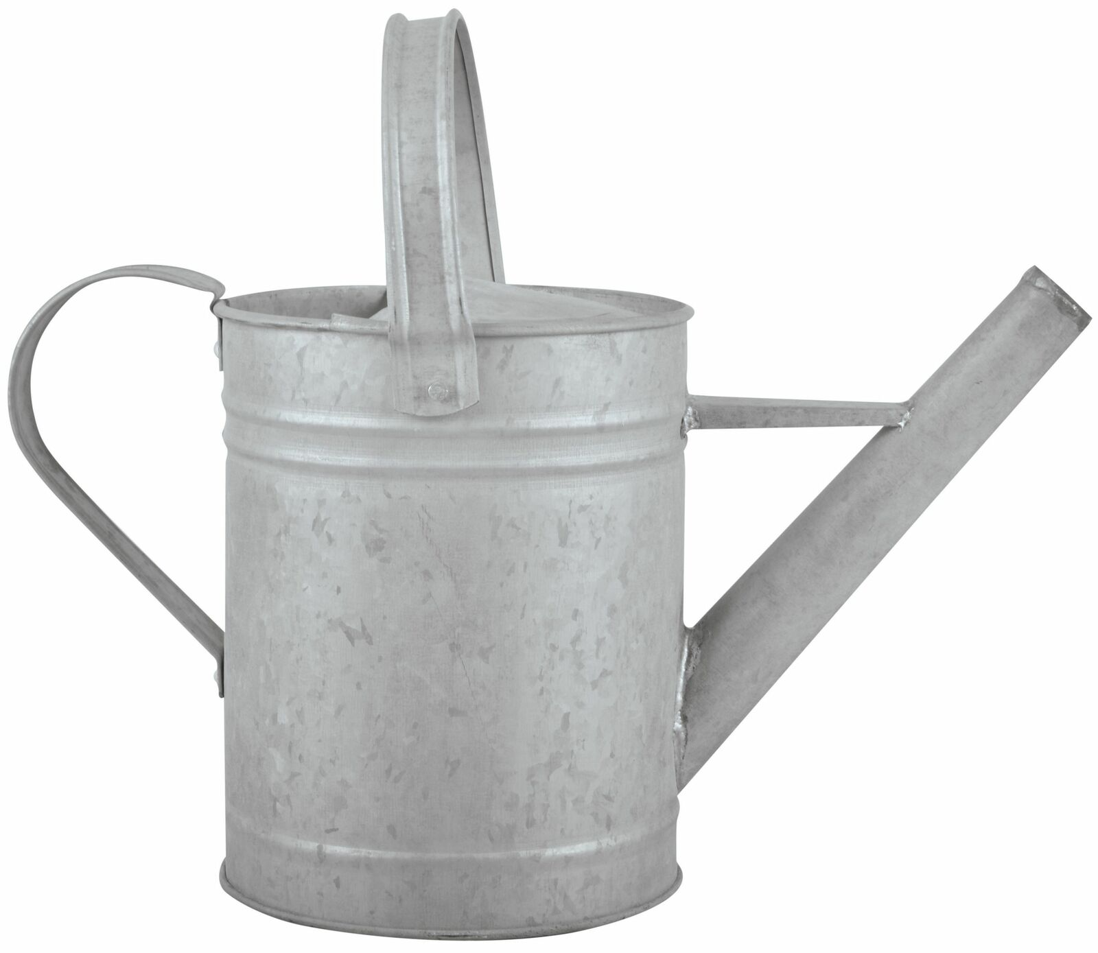 Esschert Design Watering Can Zinc Galvanised 1,6 Litre Country House Style Jug