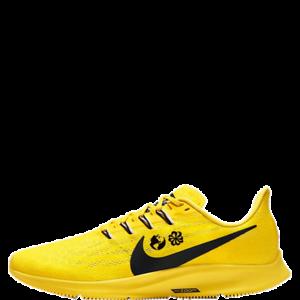 San Francisco ae9c2 d7ce0 Détails sur Nike Air Zoom Pegasus 36 Cody Homme Chaussures Course Jaune  Baskets 2019 -