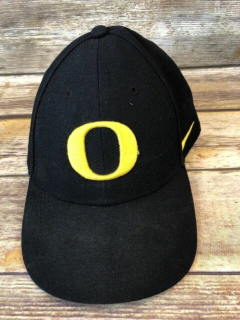 0ccd3d92774 UO Nike Legacy 91 Dri-fit Black University Oregon Ducks Baseball Cap Hat  Adjust