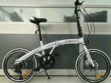 """20"""" folding bikes, 7 speed,free carrying bag, slight defect sold as is"""